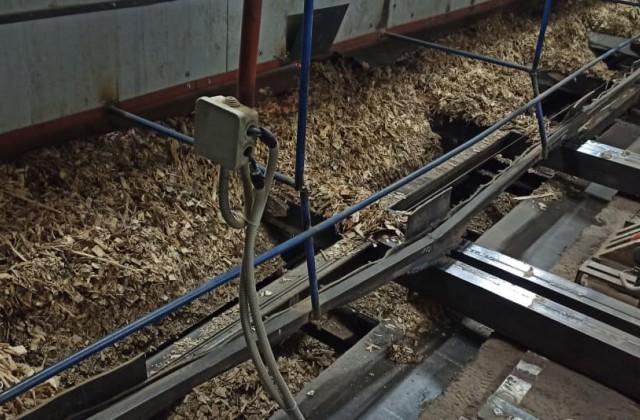 Котлы паровые (древесные отходы)